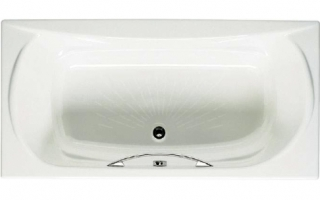 Ванна чугунная Akira 170x85
